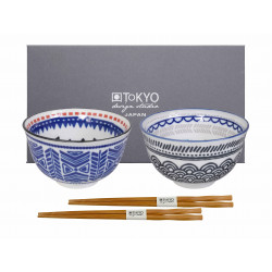 ETHNIC BOWL SET