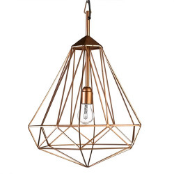 DIAMOND LAMP M.COPPER