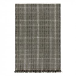 GARDEN LAYERS TARTAN GREEN RUG