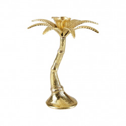 PALM TREE CANDLE HOLDER SMALL