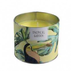 TROPICAL CITRONELLA CANDLE
