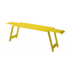 BENCH ORIGAMI
