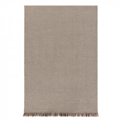 GARDEN LAYERS GOFRE TERRACOTTA RUG