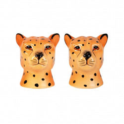 SALT & PEPPER LEOPARD