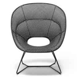 TORNAUX LOUNGE CHAIR