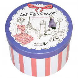 SET OF 2 TEA CUPS LES PARISIENNES
