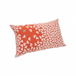 TRÈFLE  OUTDOOR CUSHION 68 x 44 cm