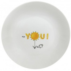 FOR YOU PLATE