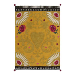 RUG GOYESCA YELLOW
