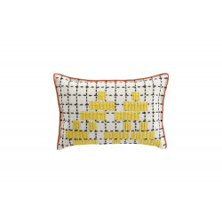 CUSHION BANDAS C YELLOW