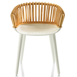 ARMCHAIR CYBORG WICKER