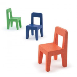 SEGGIOLINA POP - KIDS CHAIR
