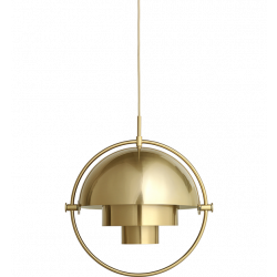 MULTI-LITE PENDANT ALL BRASS