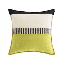 CUSHION RUCTIC CHIC GEO 64 X 64